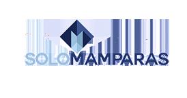 SoloMamparas - Logo