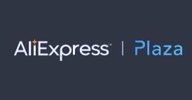 Código Descuento AliExpress Plaza - Logo